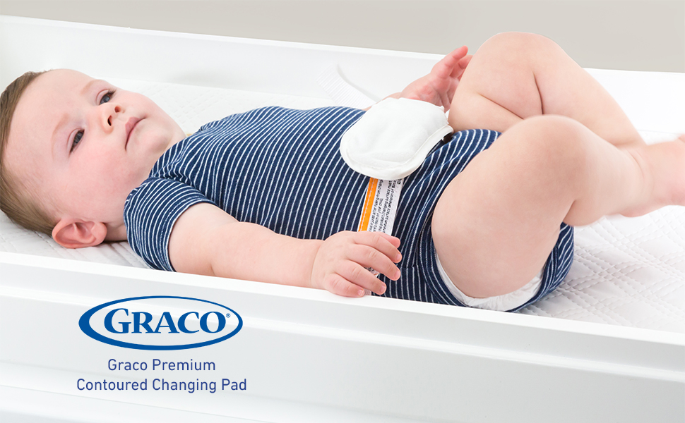 Graco Contoured Infant and Baby Changing Pad